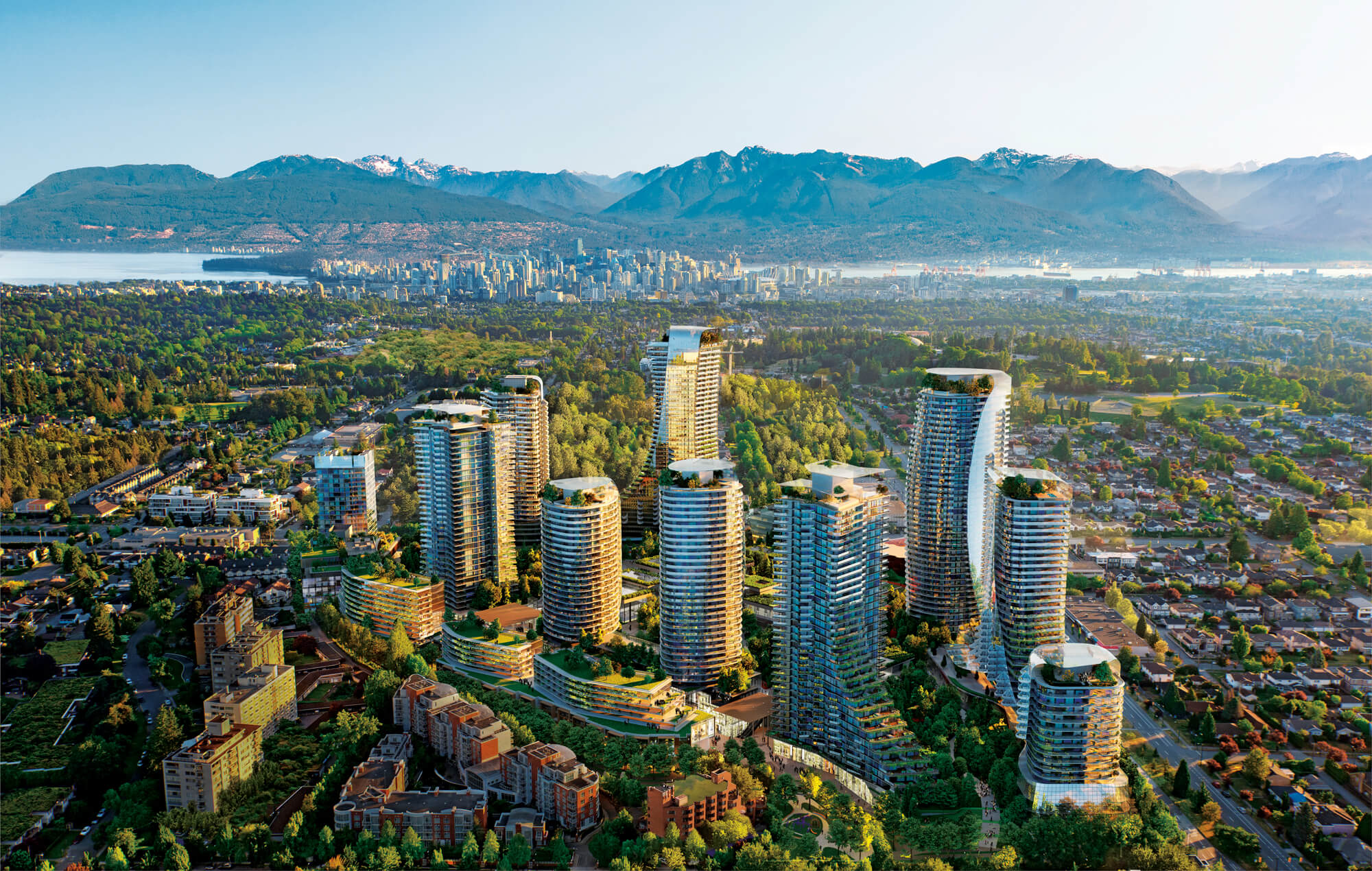 Oakridge Vancouver - Westbank