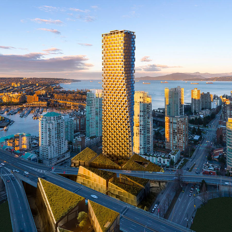 Vancouver House - Westbank