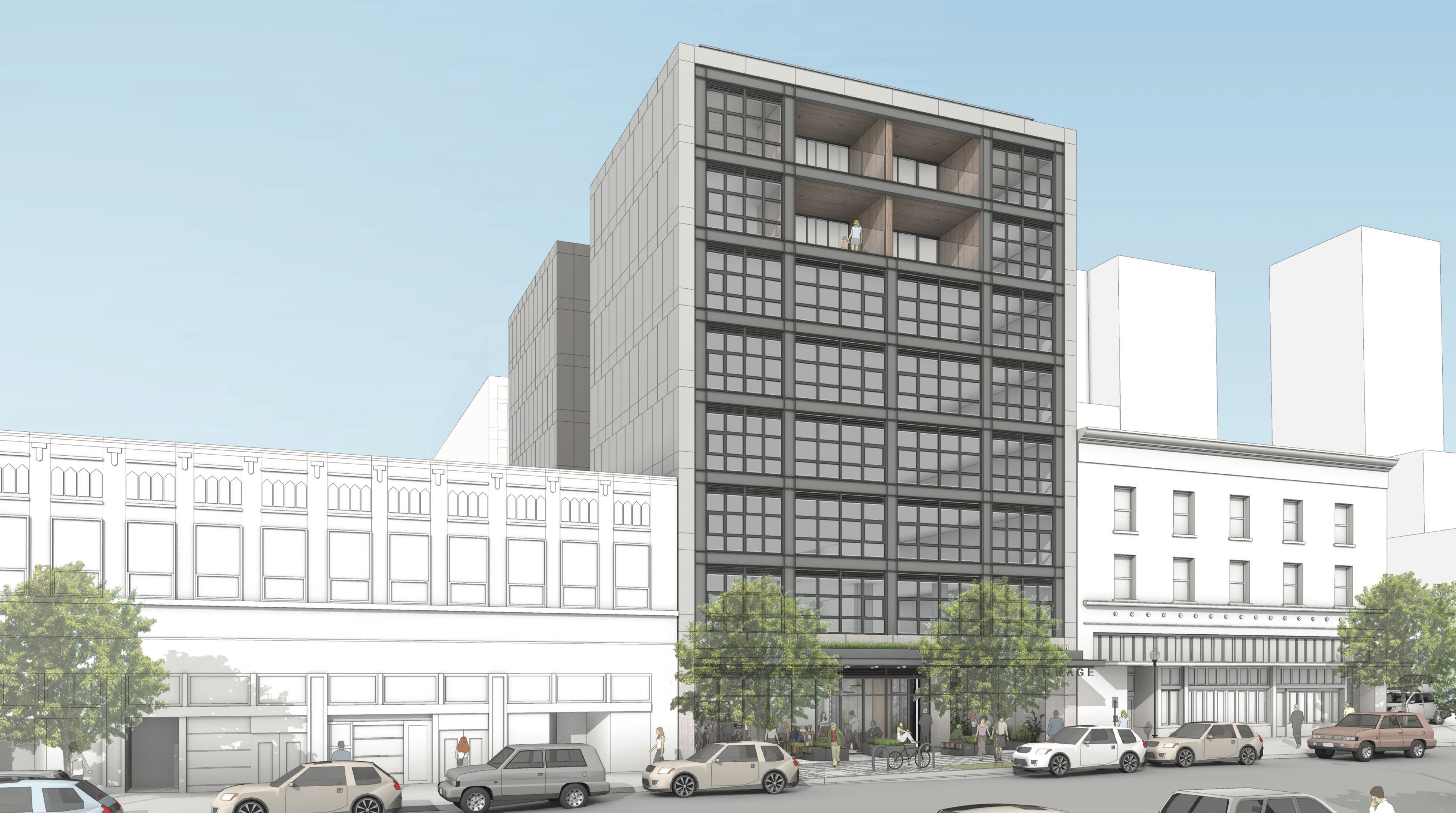 Downtown Seattle Design Review Roundup - August 2019
