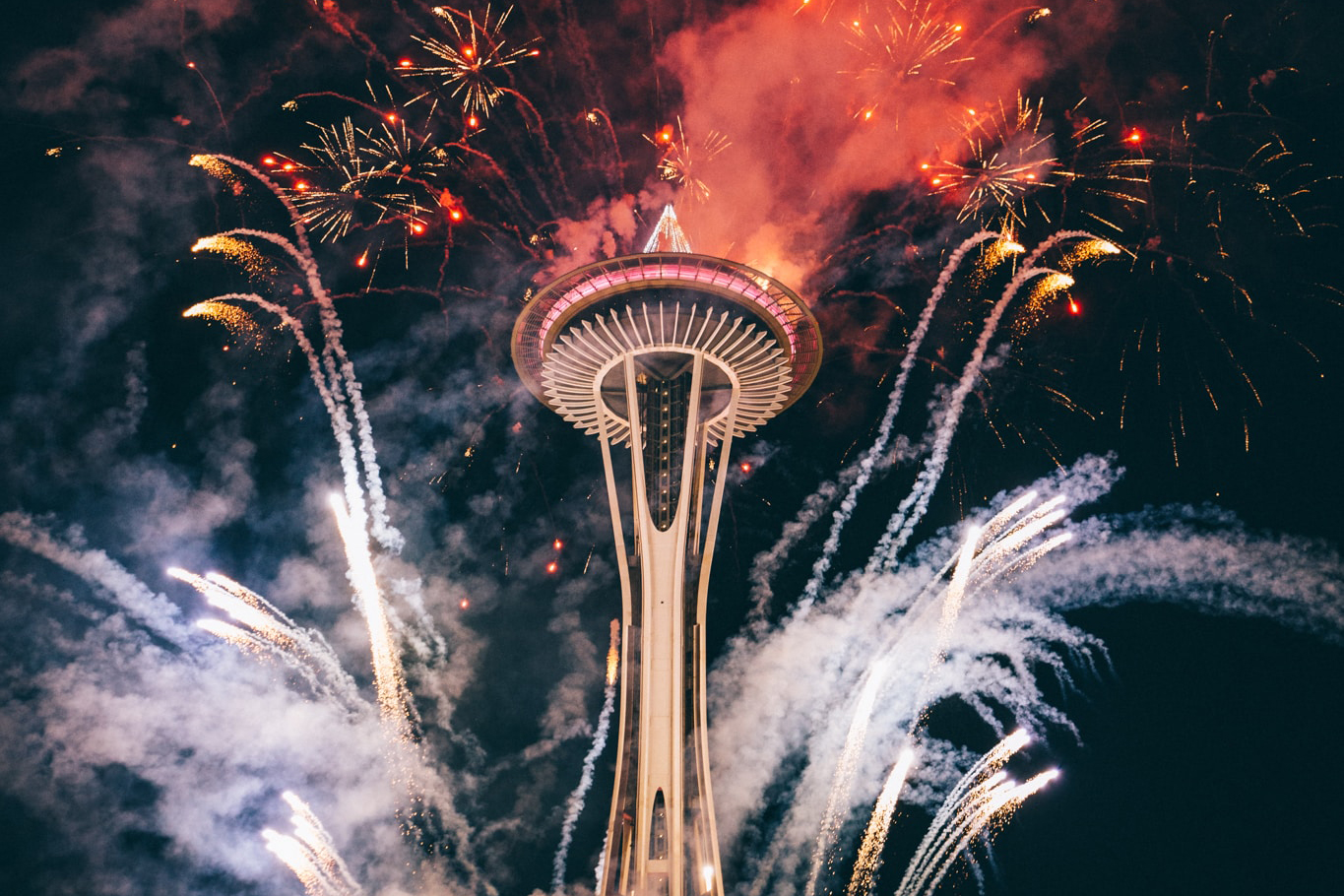 Last Minute Seattle New Year's Plans