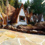 snow white cottage