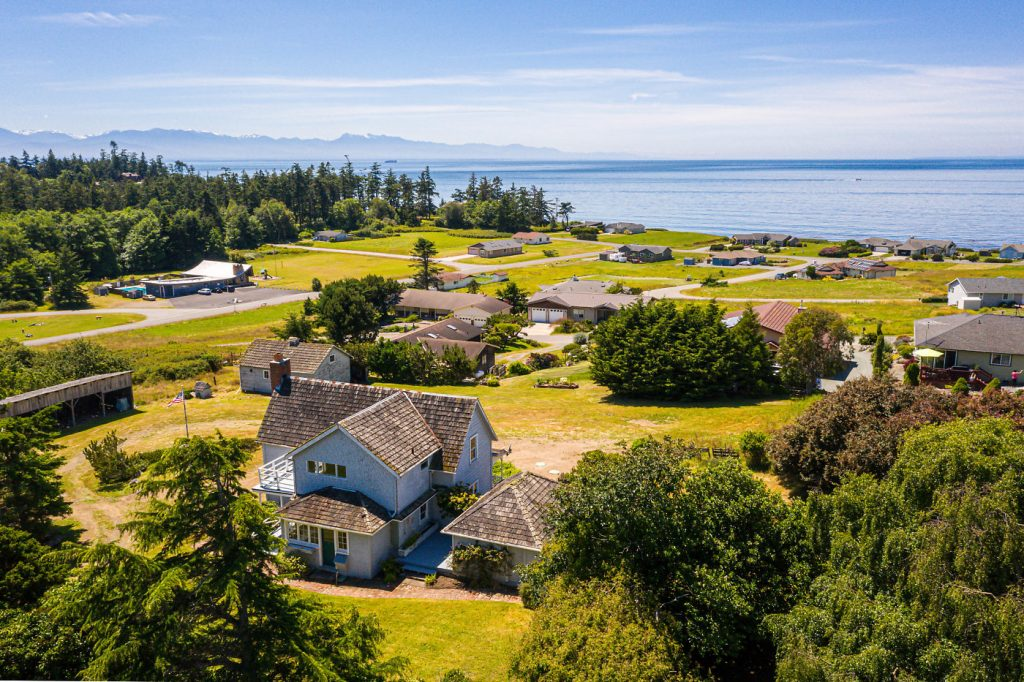 Whidbey Island - Samuel Libbey home