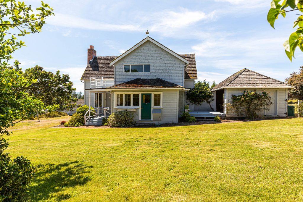 Samuel Libbey home