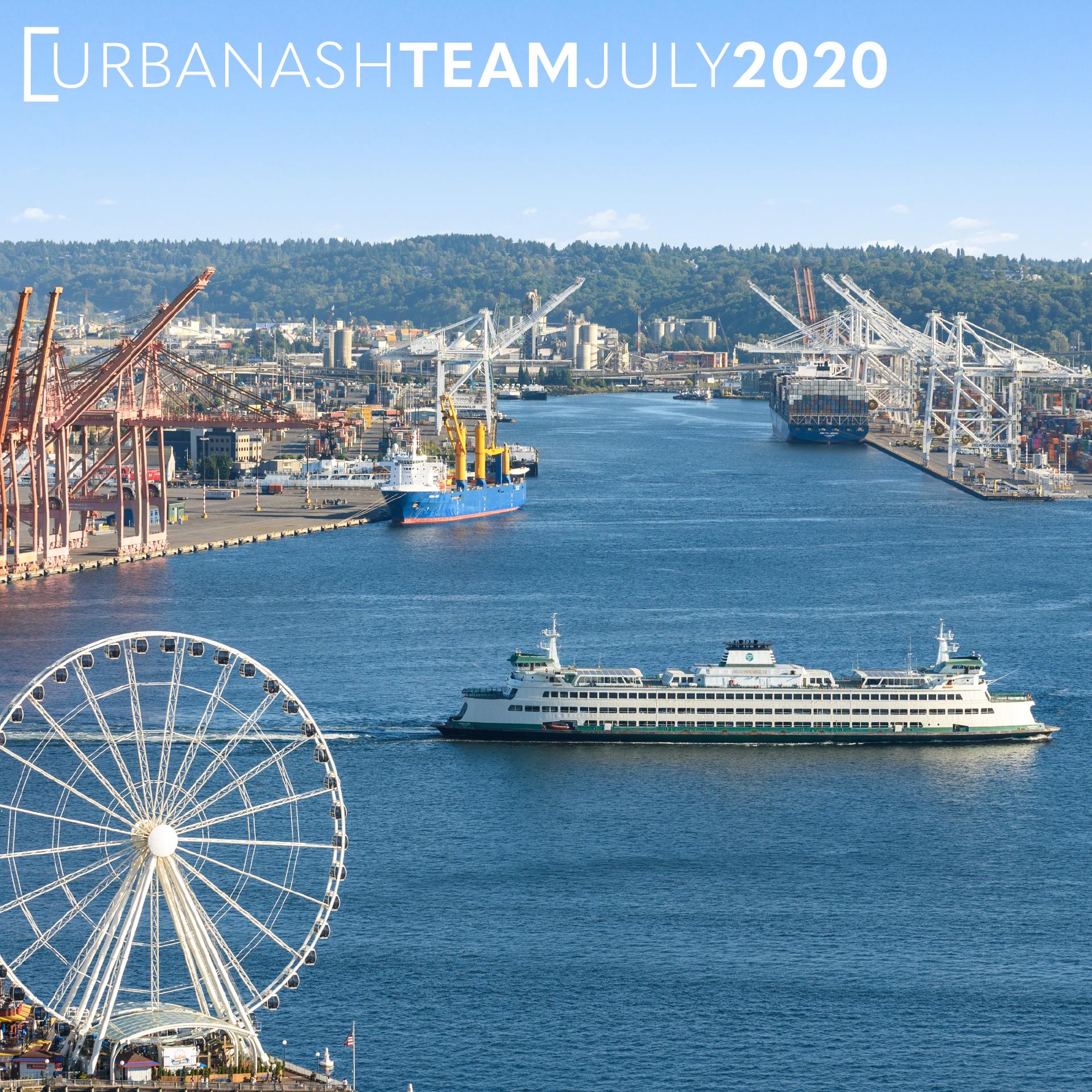 UrbanAsh Team July 2020 Listing Activity