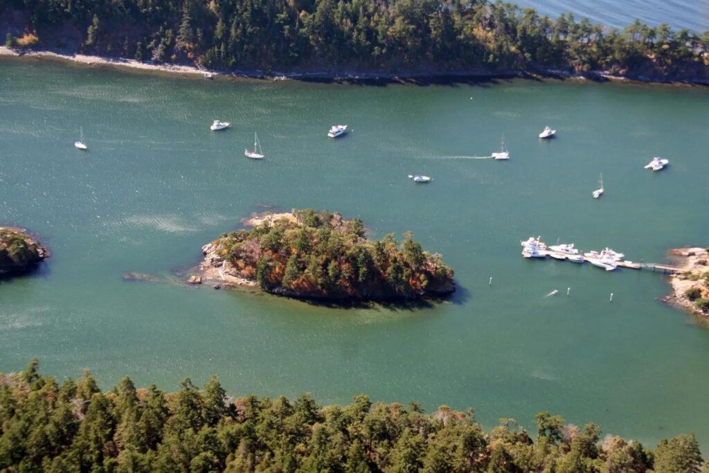 Harnden Island