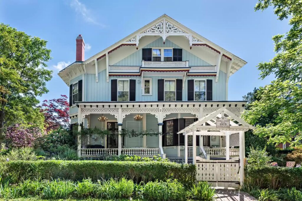 The George Champlin Mason House